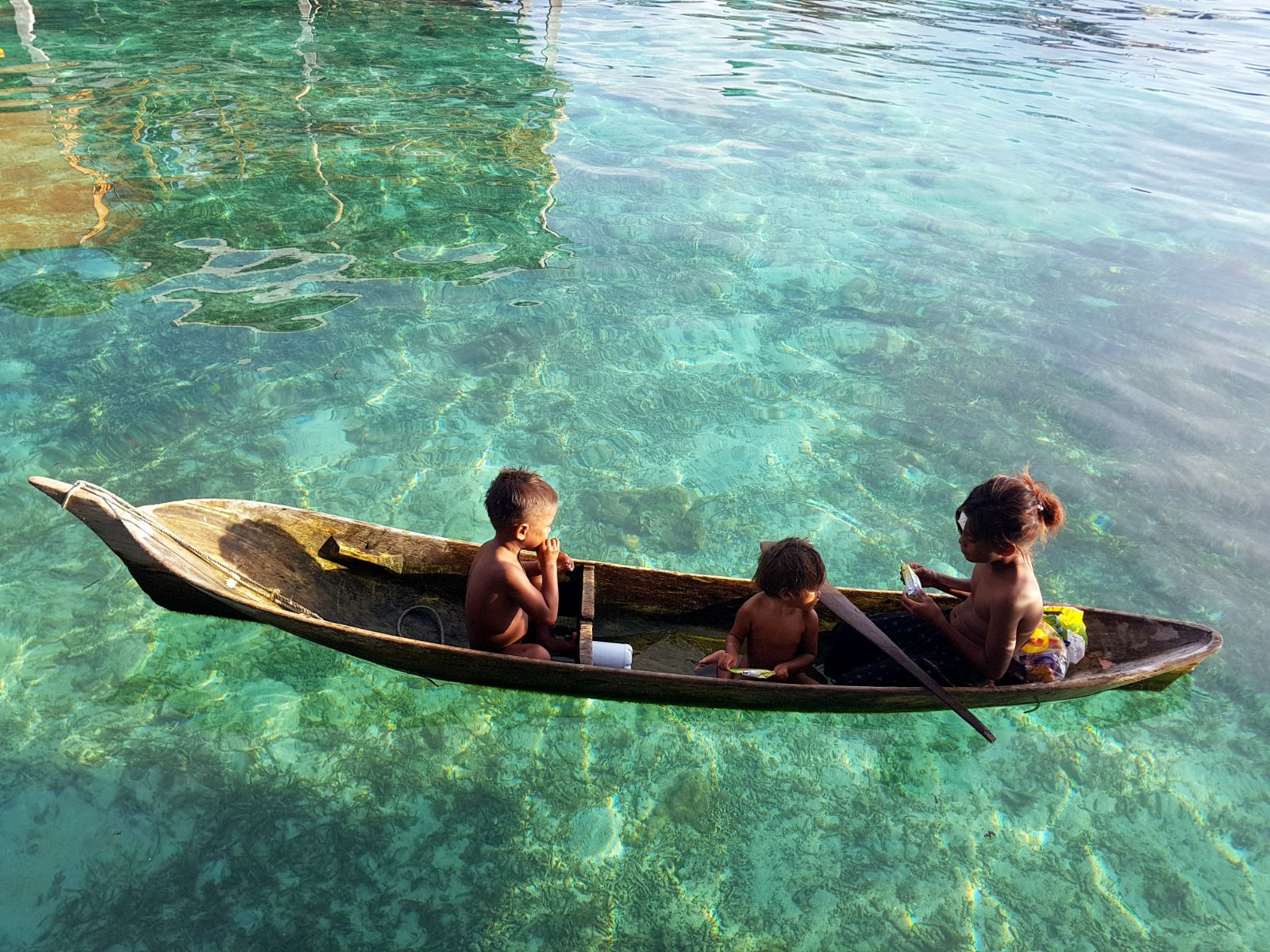 What does the future hold for Borneo's Bajau Laut?