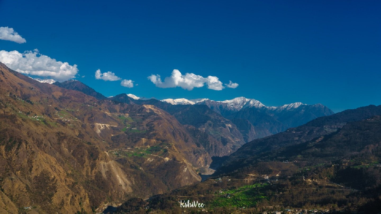 Uttarakhand; Sarmoli, The Mountain Life