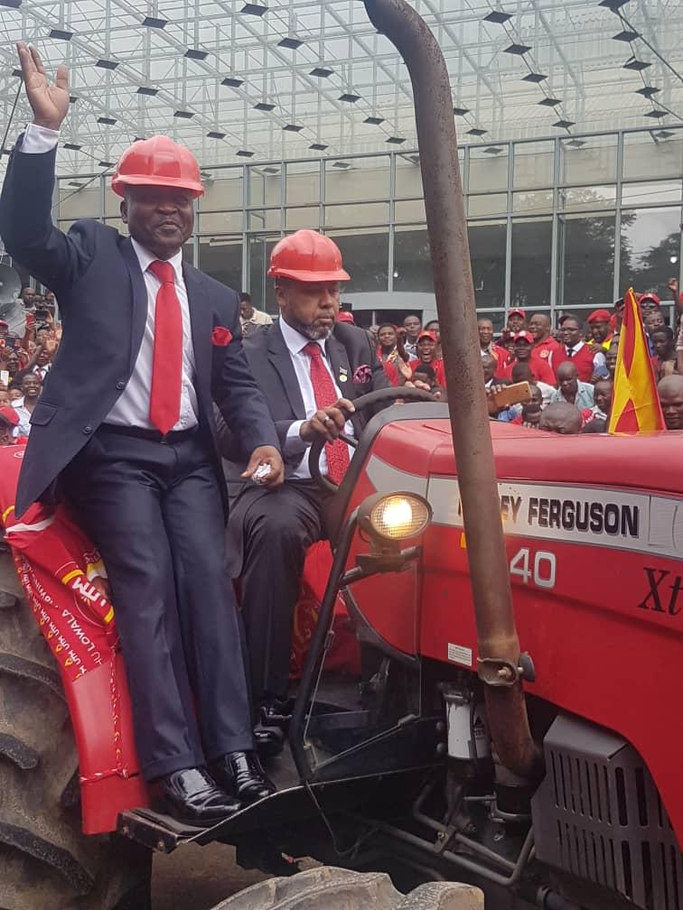 2019 Malawi Tripartite Elections: Mutharika Narrowly Retains Presidency