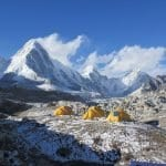 Warm ice in Mount Everest's glaciers makes them more sensitive to climate change – new research