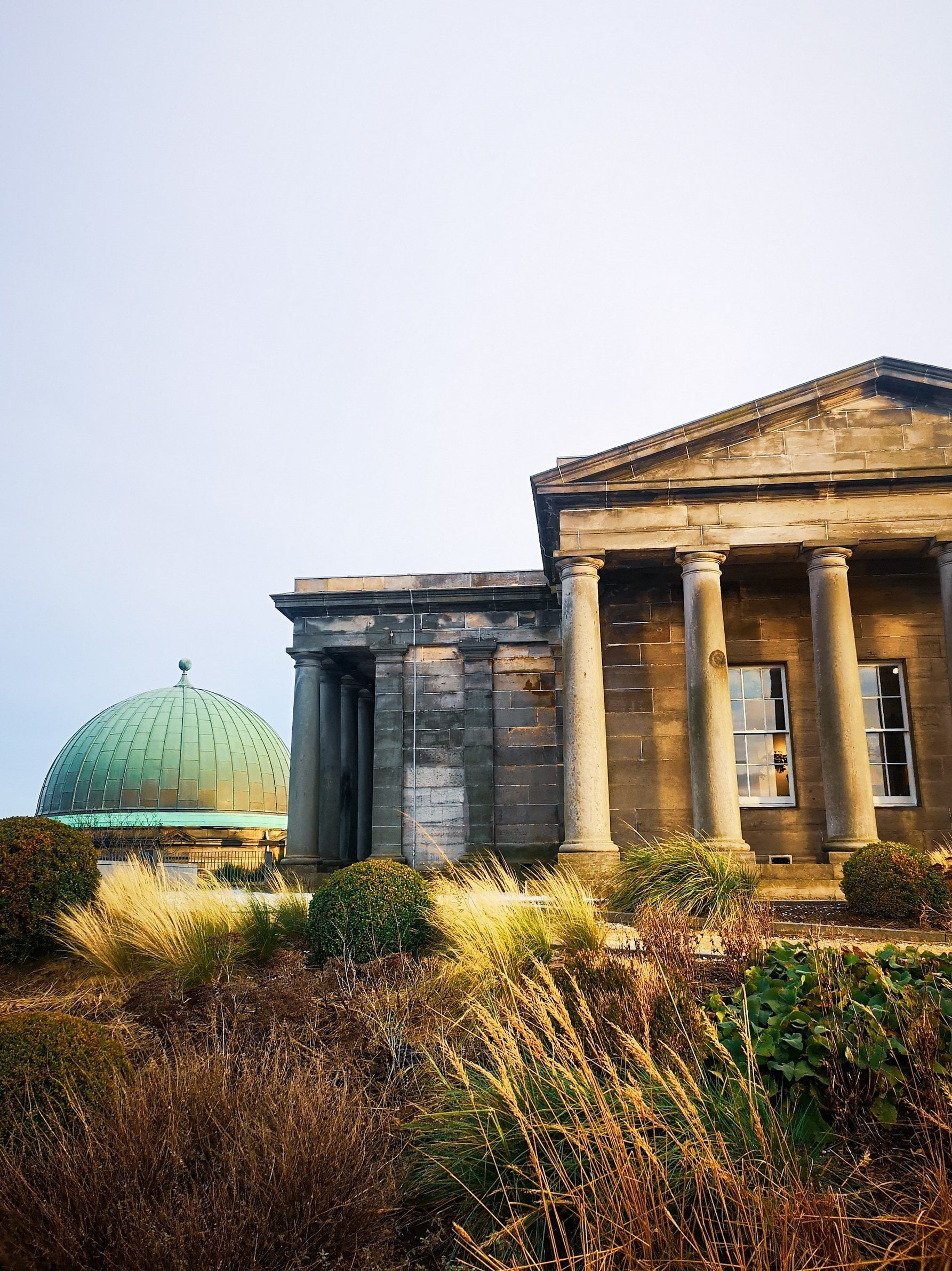 Collective Art Gallery and Garden, Sustainable Edinburgh Guide