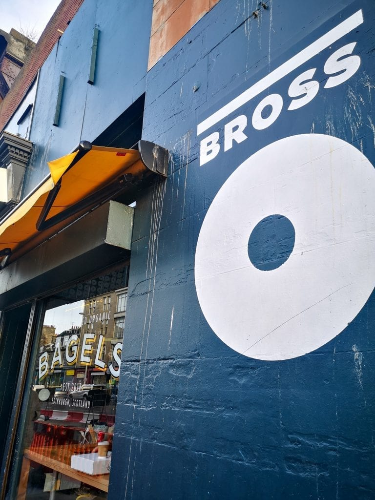 Bross brothers bagel shop