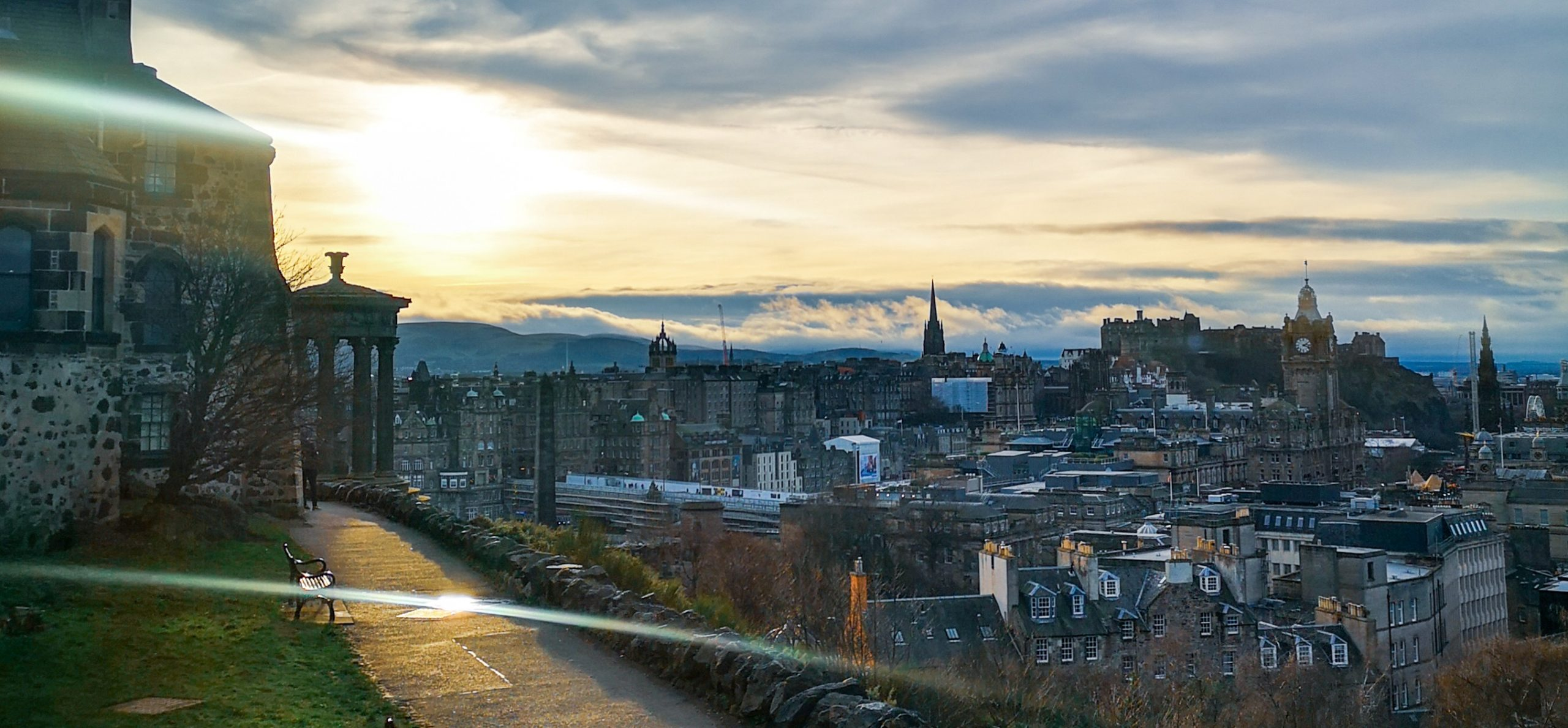 A Sustainable Guide to Edinburgh