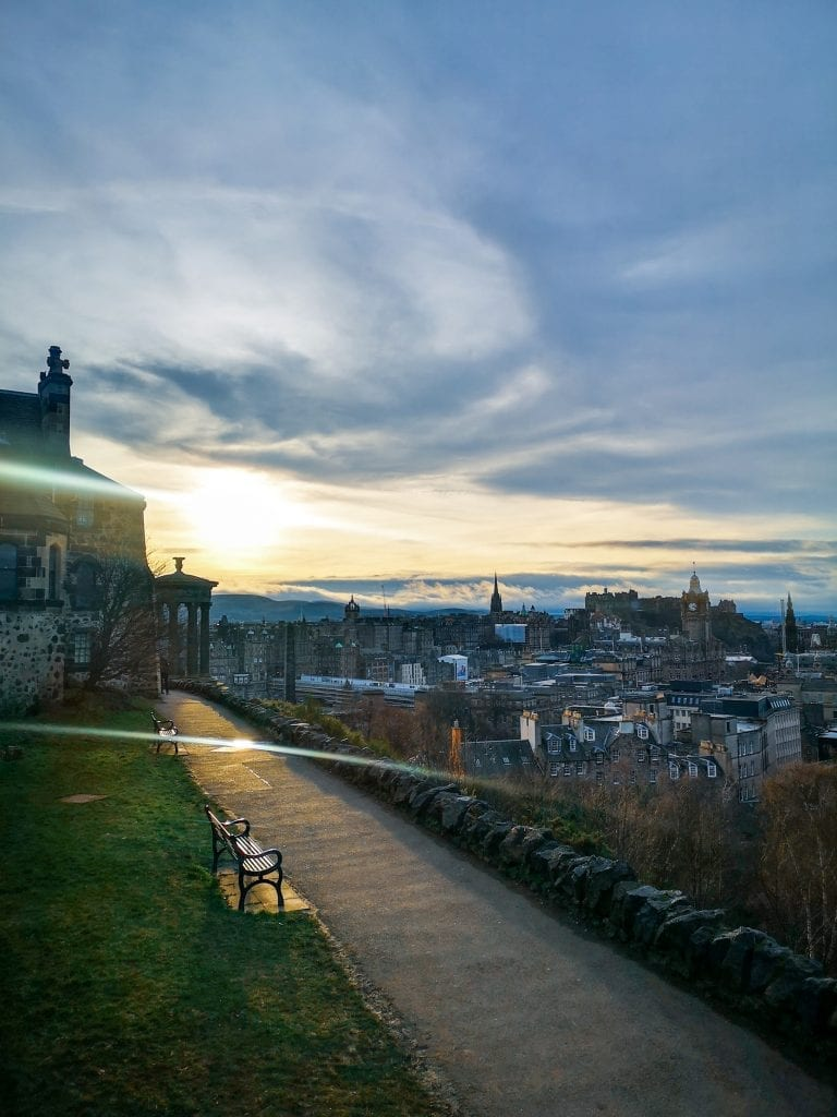 Skyline, Sustainable Edinburgh Guide
