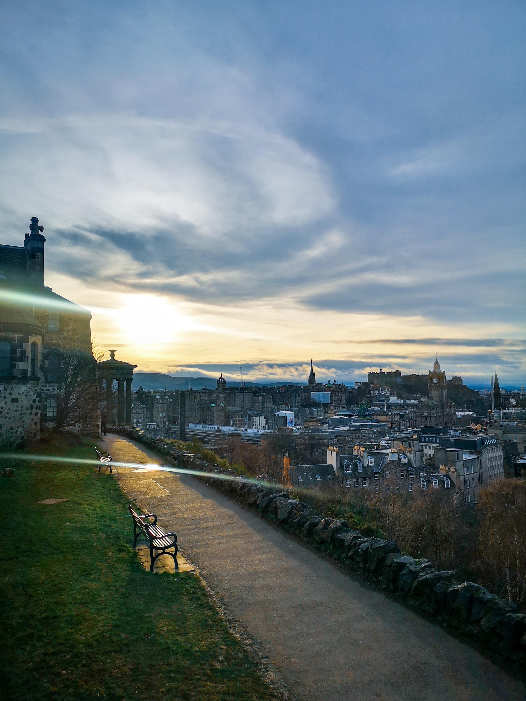 Skyline, Sustainable Edinburgh Guide
