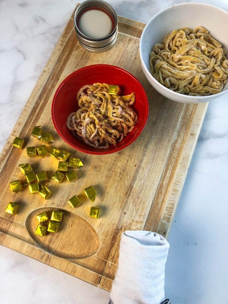 Palm Oil Free Instant Noodles