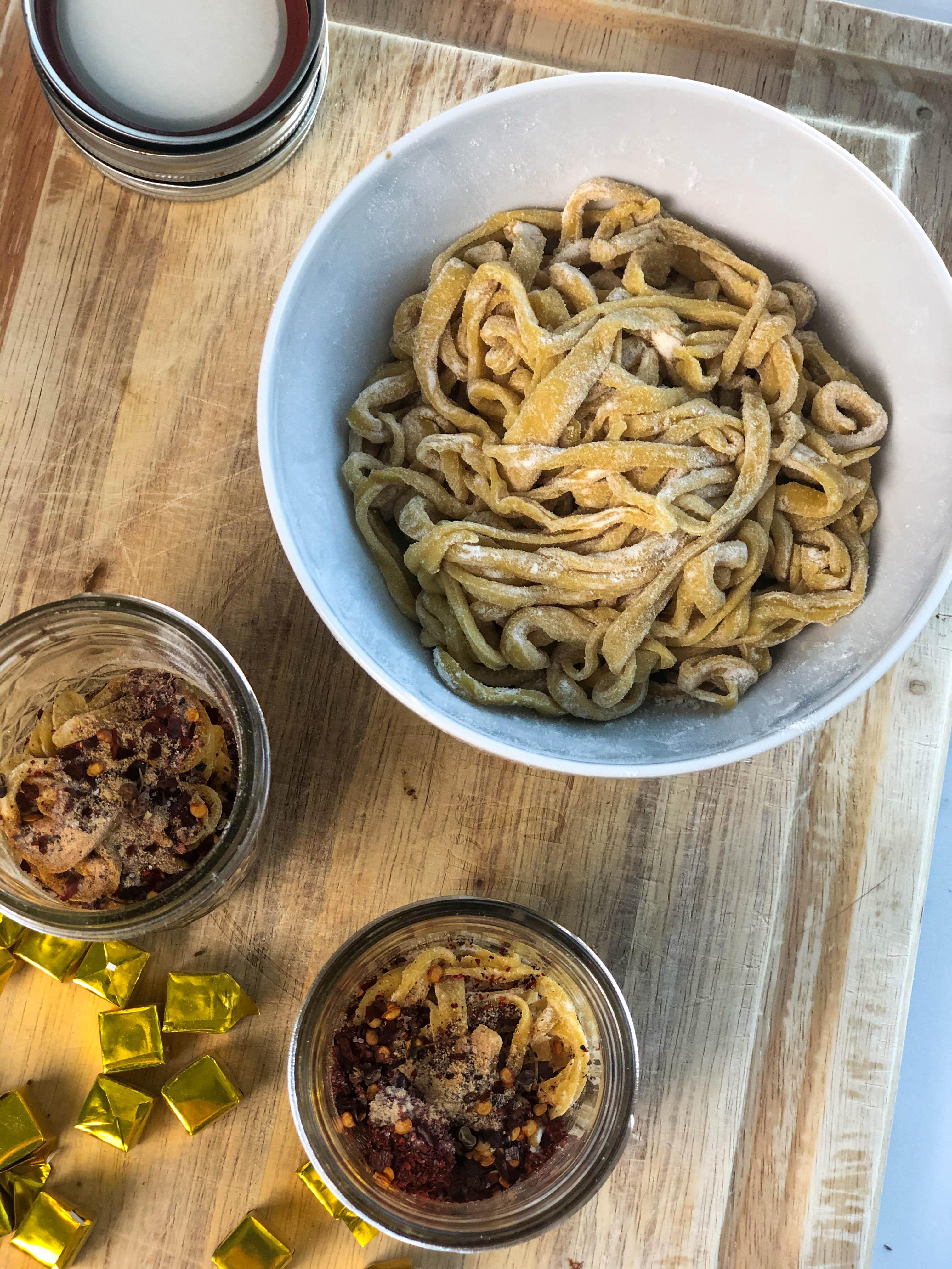 Palm Oil Free Noodles