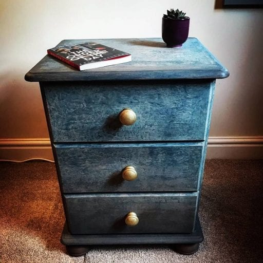 Upcycling furniture with chalk paint
