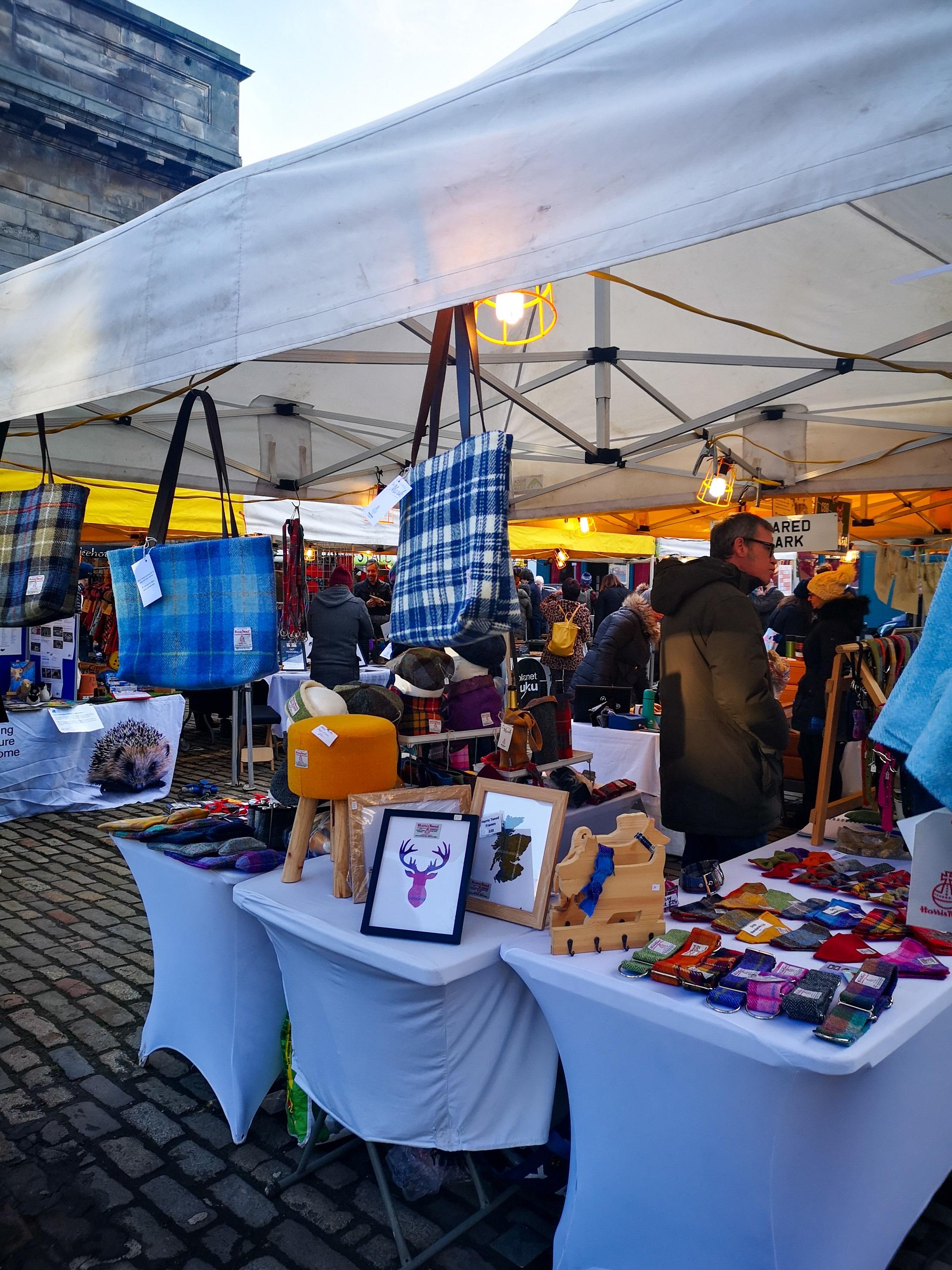 Flea market, Sustainable Edinburgh Guide