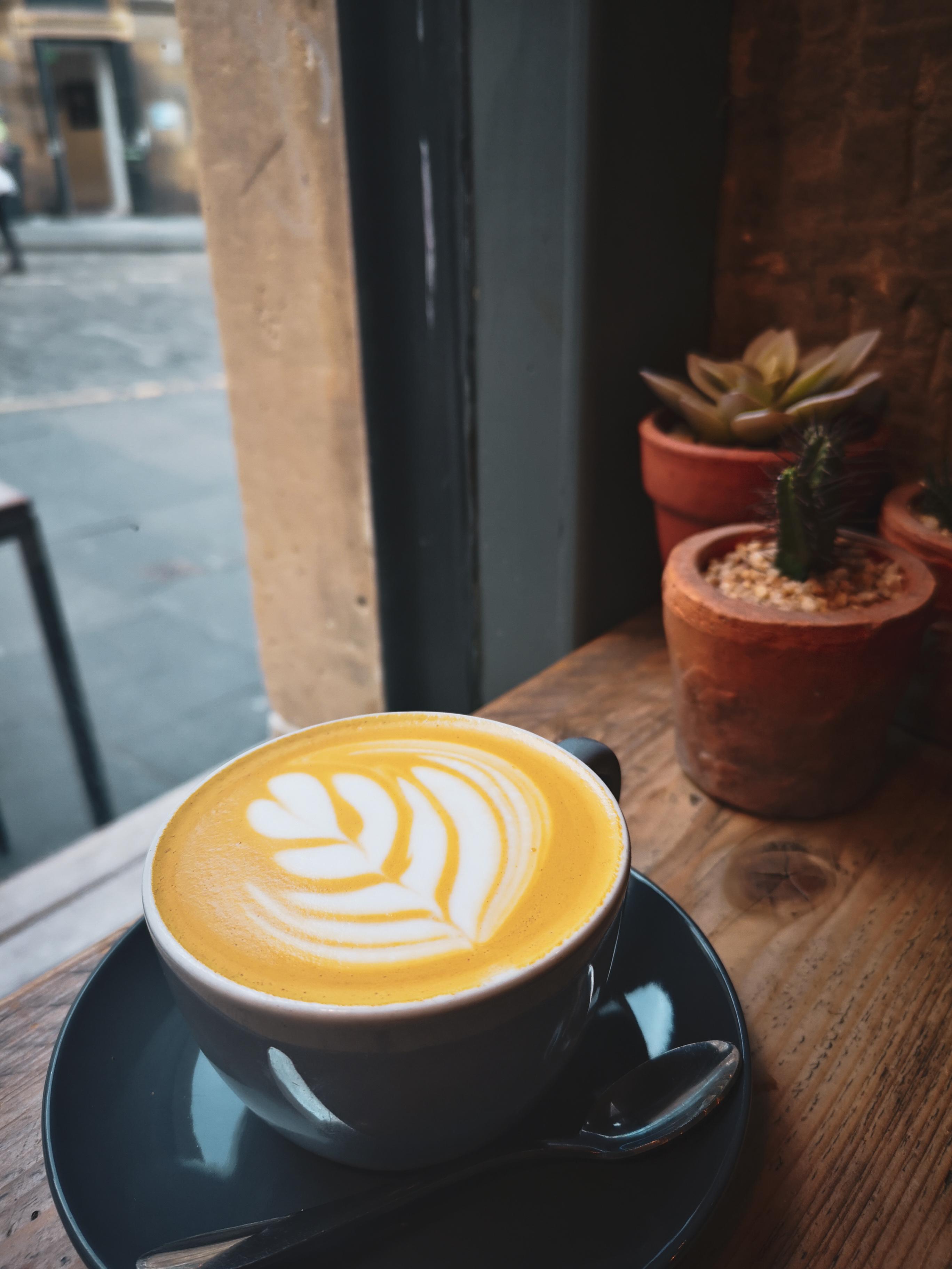 Latte, Sustainable Edinburgh Guide