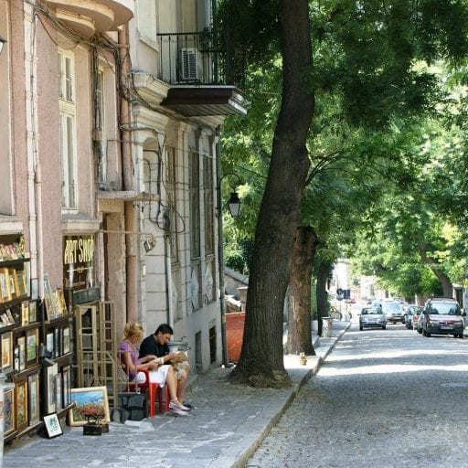 bulgaria street
