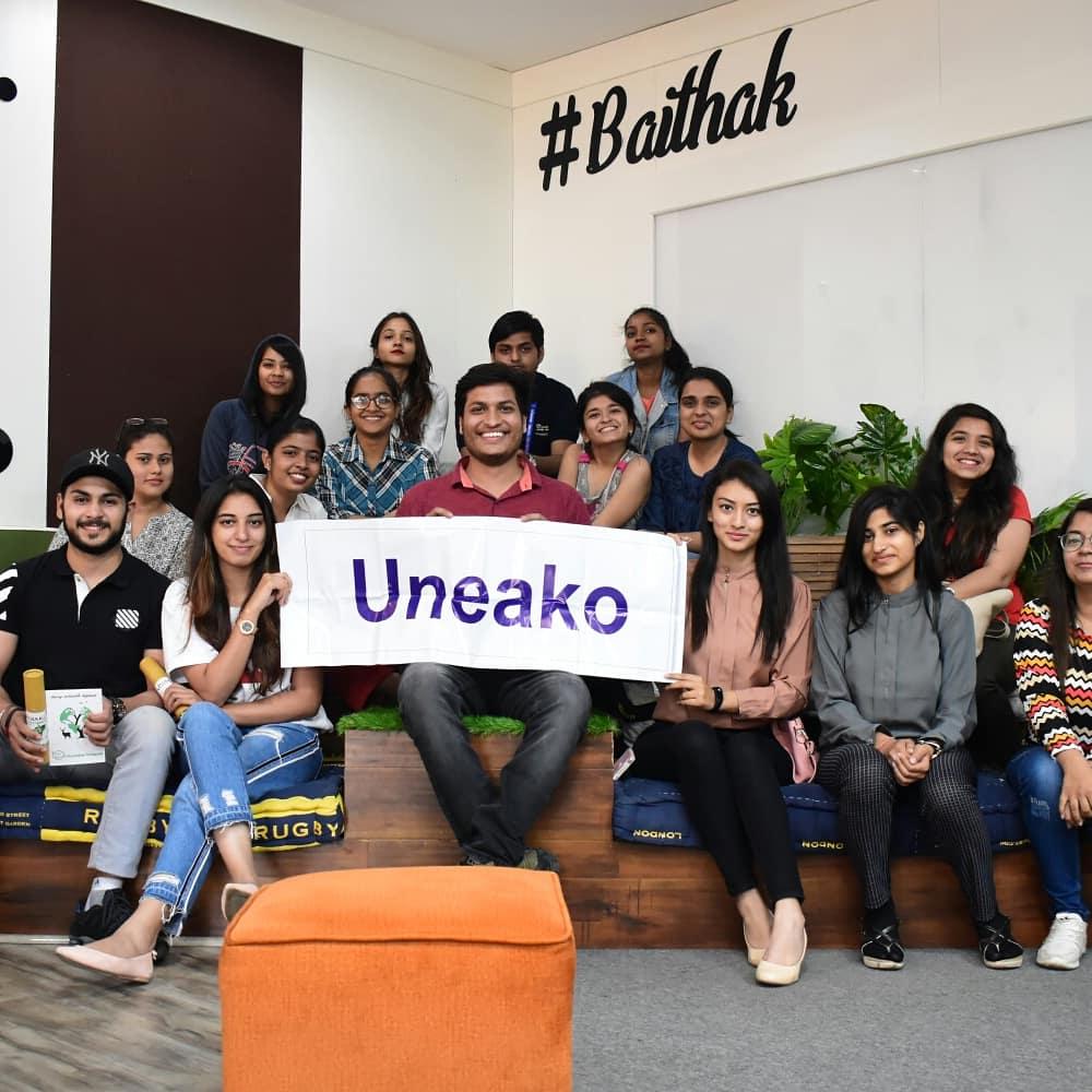 Uneako team