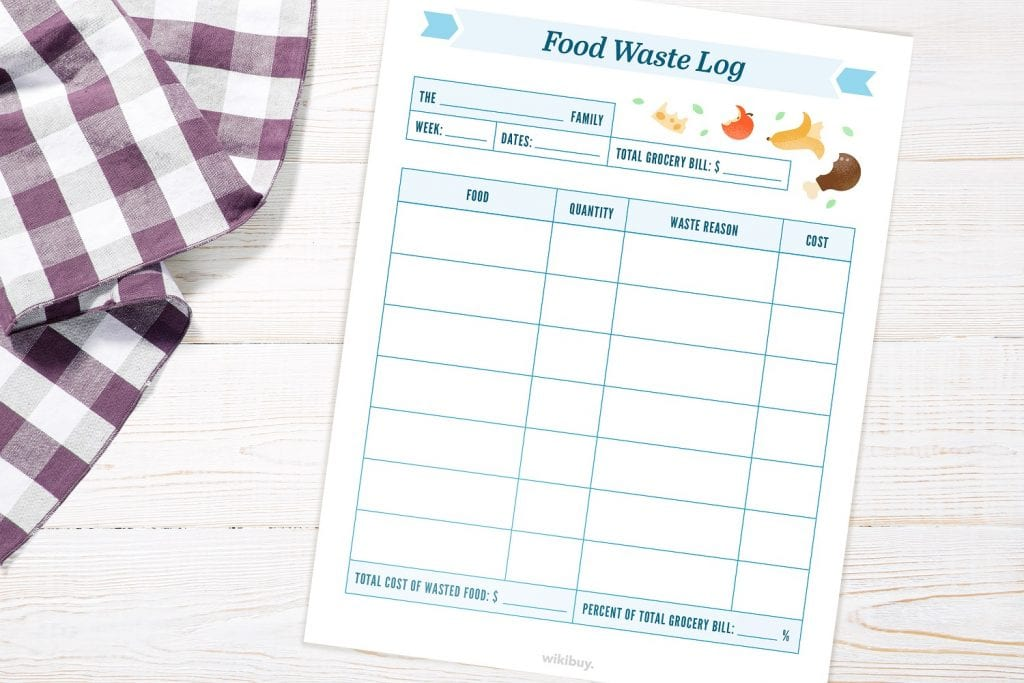 Food Waste Log