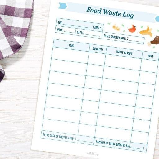 Food Waste Log