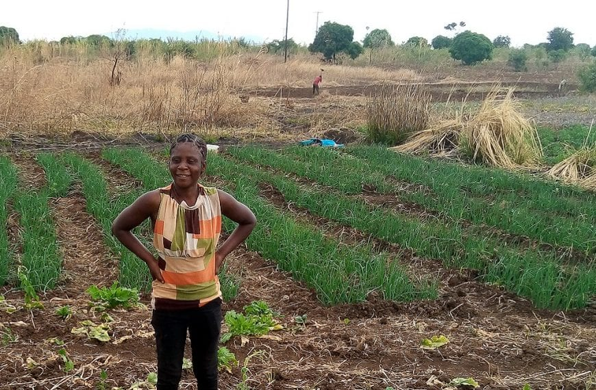 Covid-19 Disrupts the Livelihoods of Malawi's Farming Families