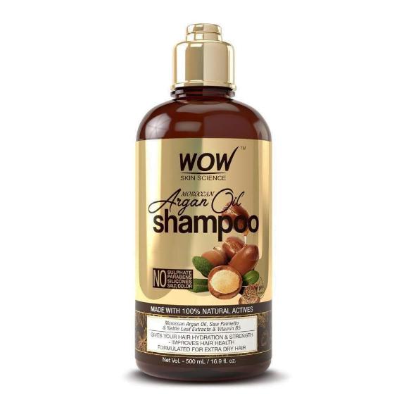 wow, sustainable shampoo bottle