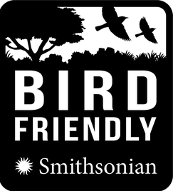 Bird Friendly Smithsonian logo