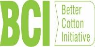 BCI logo of sustainability organization
