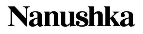 Nanushka logo, sustainable clothing