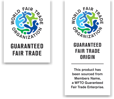 World Fair Trade Organization logos