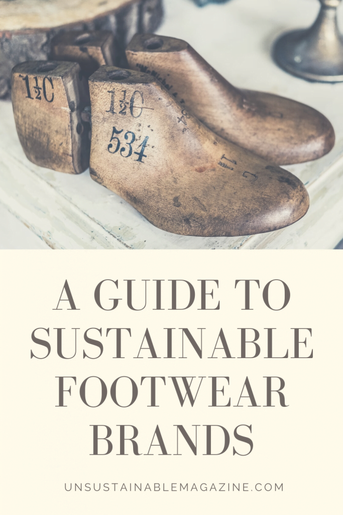 sustainable footwear guide