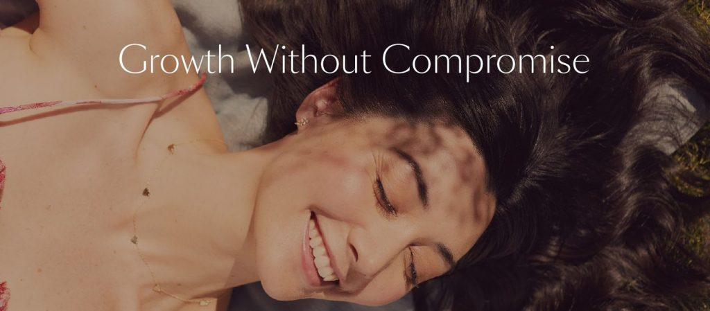 Growth without compromise