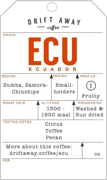 fair trade coffee label