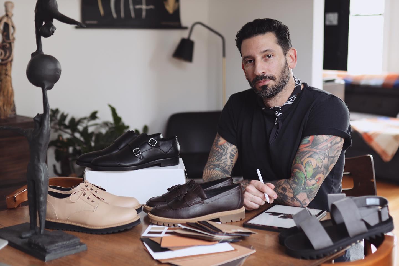 Brave Gentleman: A vegan shoemaker