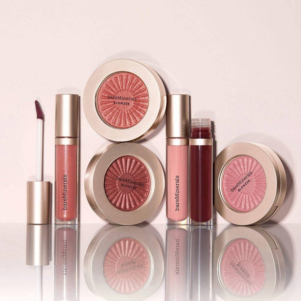 bareMinerals makeup range