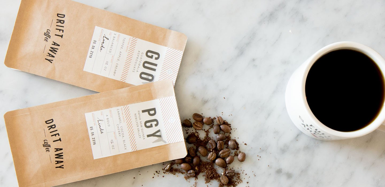 fair trade coffee packets