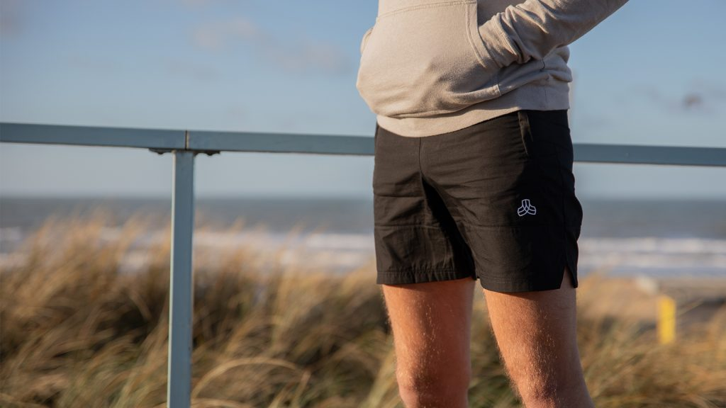 Iron roots sports shorts