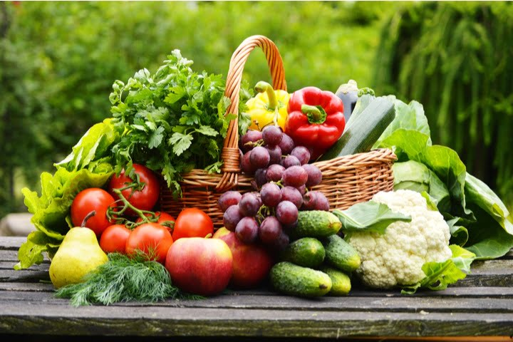 Organic Fruits and Vegetables Market