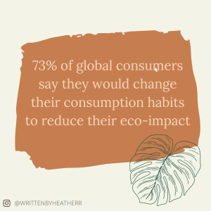 Shampoo Bars: 73% of global consumers say they would change their consumption habits to reduce their eco-impact
