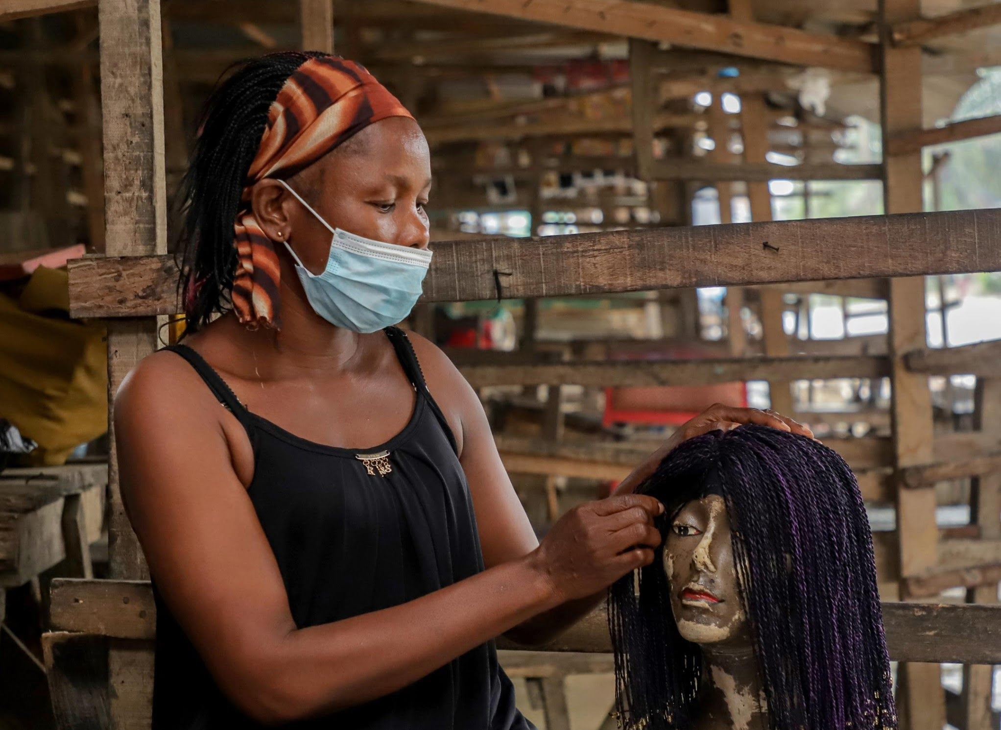 Female Garment Workers Disproportionately Impacted by the COVID-19 Pandemic