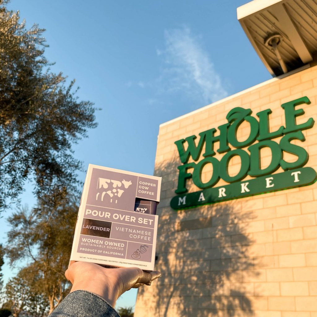 whole foods market and fair trade coffee