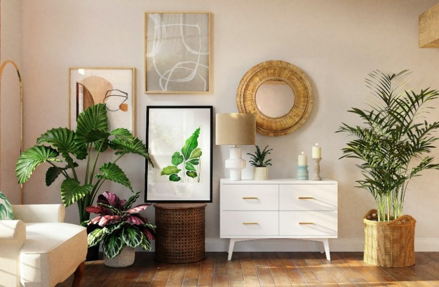 Inspired by Nature: 6 Ways to Make Your Interior More Natural and Organic