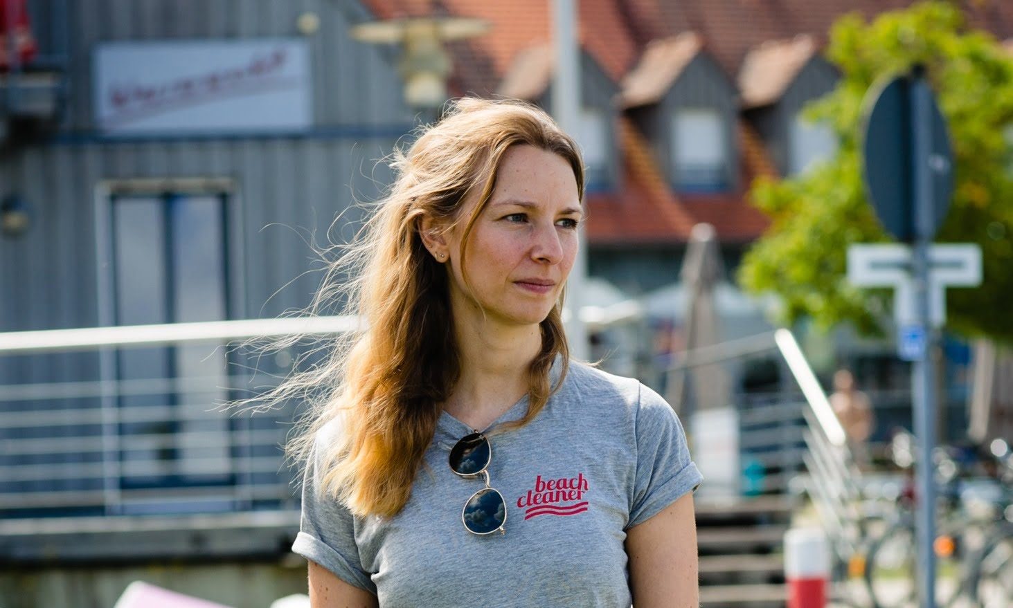 An Interview with Silvia Häberlein of beach cleaner