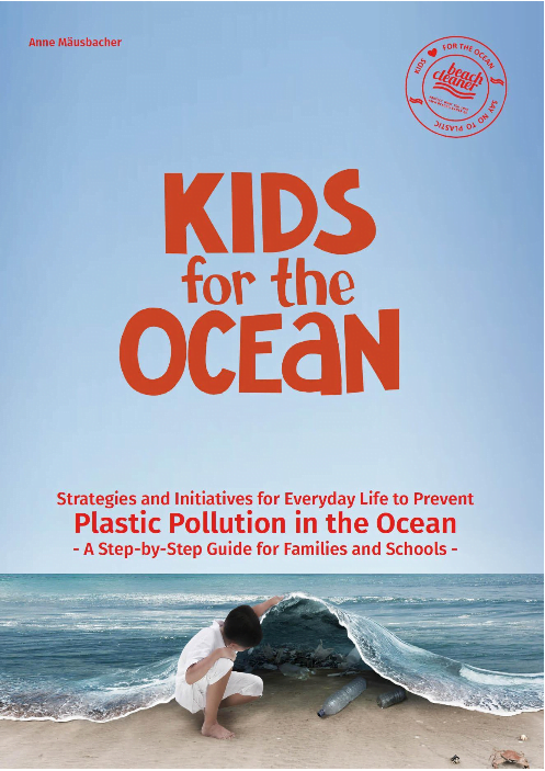 kids for the ocean book cover
