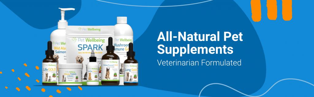 all natural pet supplements