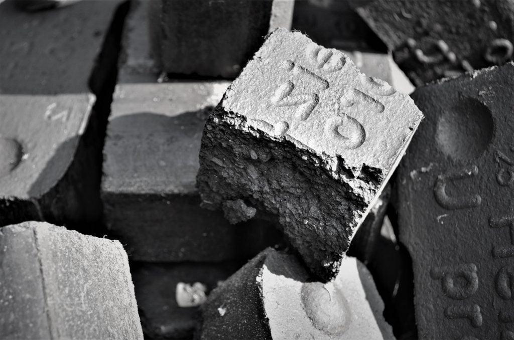 coal bricks for household use