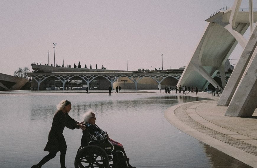Accessibility in Architecture: A New Modular Man