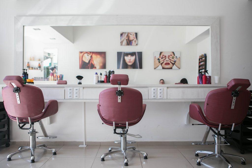 hairdressing salon