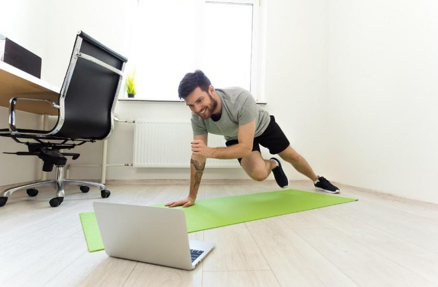 Essential Tips for Staying Healthy and Fit While At Home