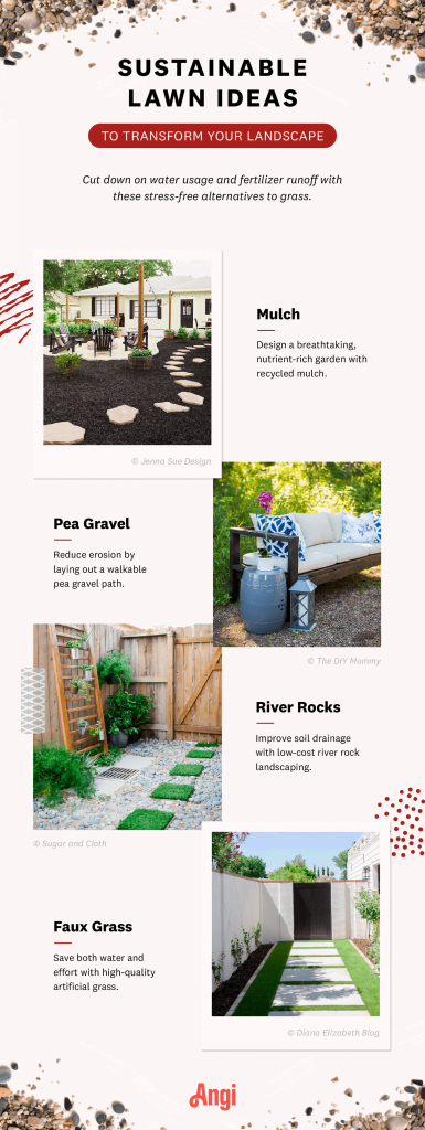 sustainable lawn ideas