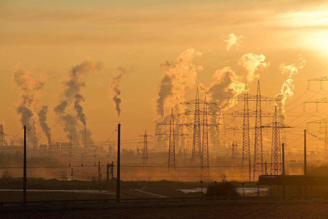 Polluting corporation
