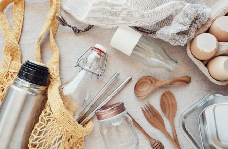 Plastic-Free Home: 11 Household Items to Swap for More Sustainable Alternatives