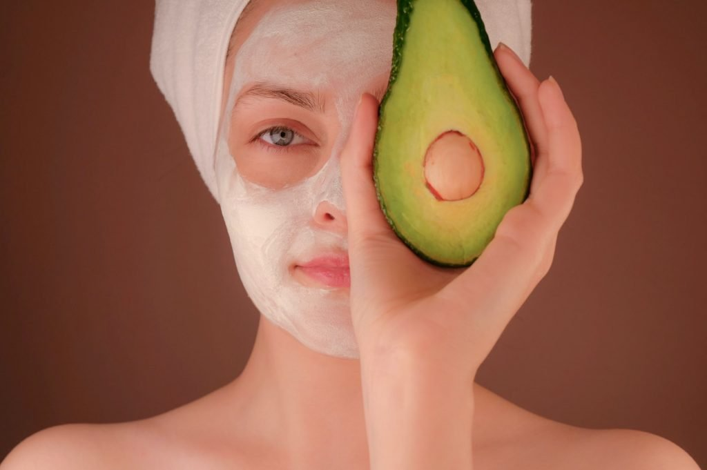 ethical skin care with avocado