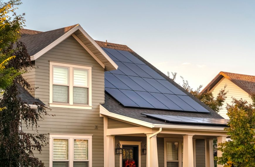 How Solar Panels Can Reduce Your Energy Bill AND Your Carbon Footprint